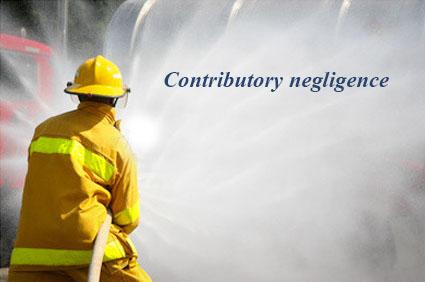 Contributory negligence