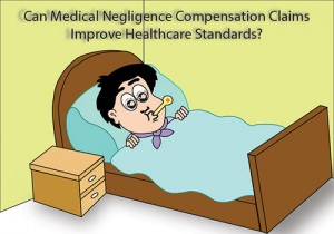 Can medical negligence compensation claims improve healthcare standards