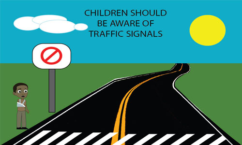 Children and road traffic accidents
