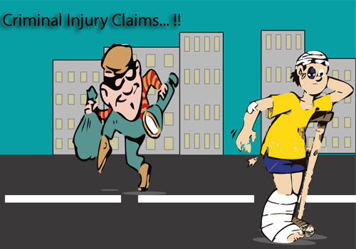 Claims for Criminal Injuries