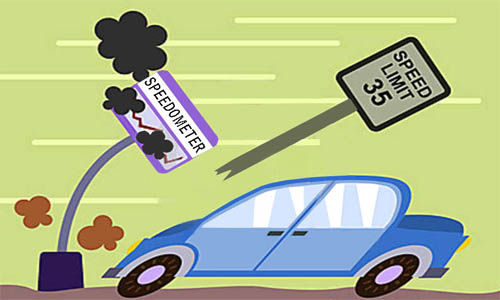 Speed limits reducing personal injury compensation claims