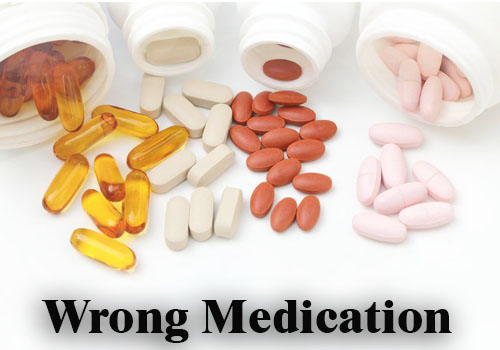 Wrong Medication