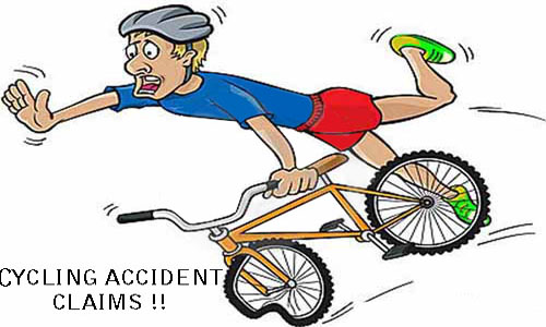 motorbike accident claims