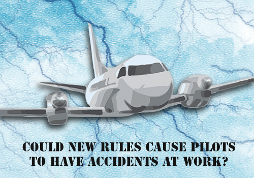 accident at work,new rules,pilots accident