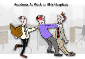 accident at work nhs