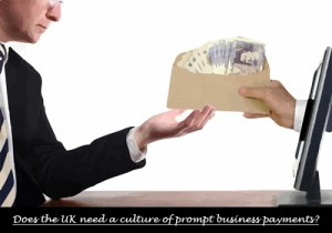 Does the UK need a culture of prompt business payments
