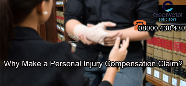 why make a personal injury claim