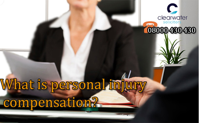 what is personal injury compensation
